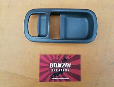 NISSAN 300ZX Z32 FAIRLADY OFF SIDE INTERIOR DOOR HANDLE SURROUND TRIM