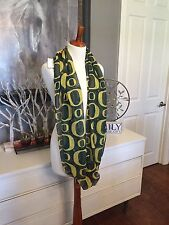 New Oregon Ducks Logo Infinity Scarf Lightweight