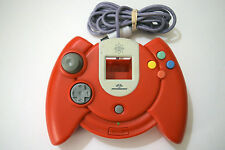 Sega Dreamcast Performance Astropad Red Controller Pad Tested