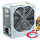 Widetech 550W Power Supply Quiet 12cm 120mm Fan Silent PSU Intel AMD PC desktop