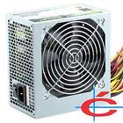 Widetech 550W Power Supply Quiet 12cm 120mm Fan Silent PSU Intel AMD PC desktop