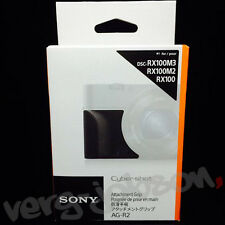SONY AG-R2 Attachment Grip for Cyber-Shot DSC-RX100M3/RX100M2/RX100 Original New