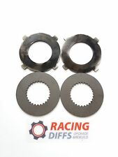Bmw 210mm LSD clutch discs (friction plates) and dog ear steel plates kit