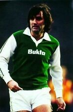 George Best playing for Hibernian 10x8 Photo