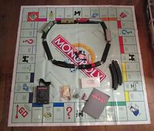 Bachmann HO Scale Monopoly Collectors Edition Train Set 01201 w/ Transformer