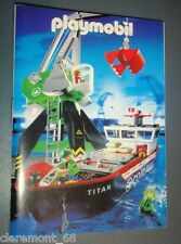PLAYMOBIL MINI CATALOGO 2005