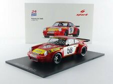 Spark Porsche 911 RSR 3.0 24h Le Mans 1975 #58 in 1/18 Scale. New Release!