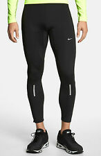 Men's NIKE Element Shield Running Pants Black Color Size M - BNWT - RRP £60 1