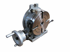 """8"""" precision horizontal & vertical rotary table"""