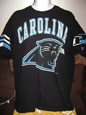 VINTAGE 97-CAROLINA PANTHERS-SHIRT-XXL/2XL-2 SIDED!  20 YEARS OLD! NFL PRO PLYRS