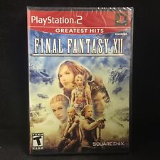 Final Fantasy XII 12 (Playstation 2) Greatest Hits