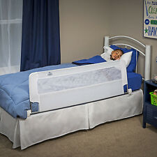 Extra Long Safety Bed Rail Toddler Kids Swing Down Adjustable 56 Inch Long