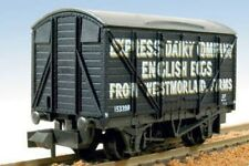 Box Van, Express Dairy English Eggs - N gauge wagon Peco NR-P133 free post