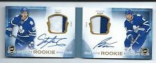 2014/15 The Cup Dual Auto Rookie Bookmarks - Percy / Kuzon  #15/25