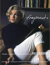 Fragments: Poems, Intimate Notes, Letters by Monroe, Marilyn