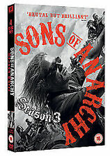 Sons of Anarchy - Season 3 [DVD], Good Used DVD, Maggie Siff, Mark Boone Junior,