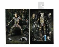 "NECA ULTIMATE JUNGLE HUNTER PREDATOR ACTION FIGURE 7"" SCALE PRE ORDER"