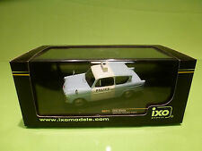 IXO MODELS 1:43 FORD ANGLIA BRITISH POLICE 1963 - MINT IN BOX