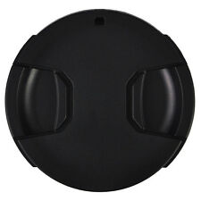 KIWI 77mm Snap-on Center Pinch Front Lens Cap Filter Cover for Sony Canon Nikon