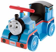 Fisher Price Power Wheels THOMAS and Friends Kids Ride On TRAIN + TRACK, BCK92
