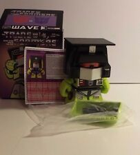 "LOYAL SUBJECTS x TRANSFORMERS ""SCRAPPER"" WAVE 3 G1 ACTION VINYL FIGURE 2/16"
