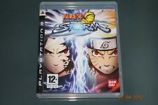 Naruto Ultimate Ninja Storm PS3 Playstation 3