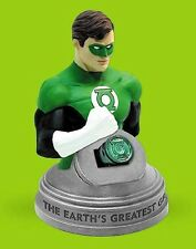 DC DIRECT GREEN LANTERN: HAL JORDAN PROP RING Replica Bust Set MIB! Statue TOY