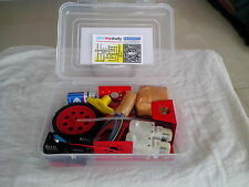 Robot kit (with motor driver board), Do It yourself Learn & Build Robot Kit