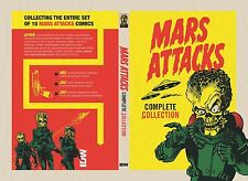 MARS ATTACKS THE COMPLETE COLLECTION DELUXE EDITION HARDCOVER IDW Comics HC