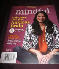 Mindful Magazine -April 2016- Make peace with your anxious brain
