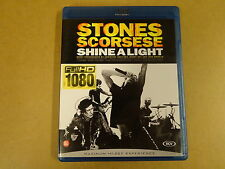 BLU-RAY / SHINE A LIGHT ( MARTIN SCORSESE, THE ROLLING STONES )