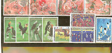 THAILANDE LOT TIMBRES NEUFS SANS CHARNIERES