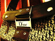 DIOR VINTAGE TROTTER BAG--NEW CONDITION---