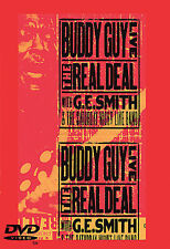 Buddy Guy Live:The Real Deal with G.E. Smith & Saturday Night Live Band DVD  LN