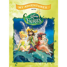 Personalised Disney Fairies Adventure Childrens Book Gift Birthday Tinkerbell