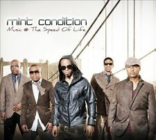 Music at the Speed of Life 2012 by Mint Condition -ExLibrary