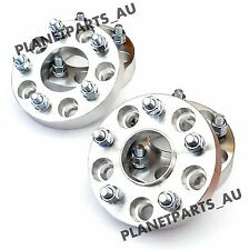 Ford Falcon 35mm 5x114.3mm PCD PRE AU to AU Onwards Wheel Adaptors Spacers 4 NEW