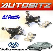 FITS VW PASSAT 2005-2014 FRONT WISHBONE LOWER BALLJOINTS L/H.OE.QUALITY