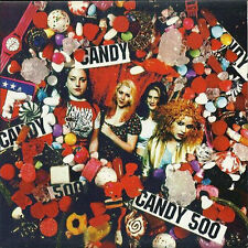 """CANDY 500 Dicklicious 7"""" . punk l7 nirvana hole courtney love germs pat smear"""
