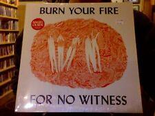 Angel Olsen Burn Your Fire for No Witness LP sealed vinyl + download