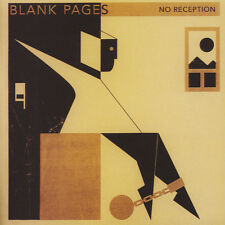 "Blank Pages - No Reception B/w Golden Chains (Vinyl 7"" - 2015 - US - Original)"