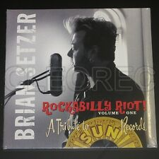 Vinyl Doppel-LP : Brian Setzer Rockabilly Riot Vol. 1 Tribute To Sun Records NEU