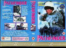 Pathfinder - Mikkel Gaup - Video Promo Sample Sleeve/Cover #38516