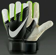 Nike GK Premier SGT Goalkeeper Gloves Black White Volt Size 9.5 GS0274-098