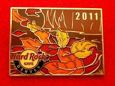 HRC hard rock cafe denver 4 Seasons puzzle piece piece caso 2011 le300