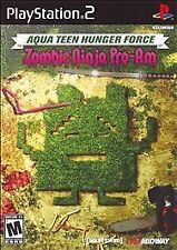 Aqua Teen Hunger Force PS2 New Playstation 2