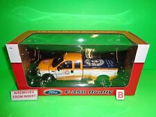 ARM & HAMMER 1998-2003 FORD F350 SUPER DUTY DUALLY PICK UP TRUCK DIECAST MODEL B