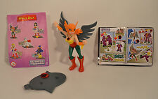 "RARE 2015 Hawkgirl 4"" Action Figure DC Super Friends Quick Restaurant France"