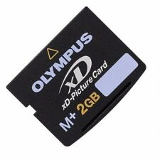 Olympus xD-Picture xd Memory Card 2GB Type M+ M-XD2GB for Fuji or Olympus