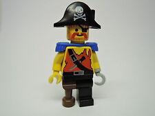 LEGO Figur Piraten Pirat mit Holzbein Messer pi023  Set 1788 6264 6278 6292
